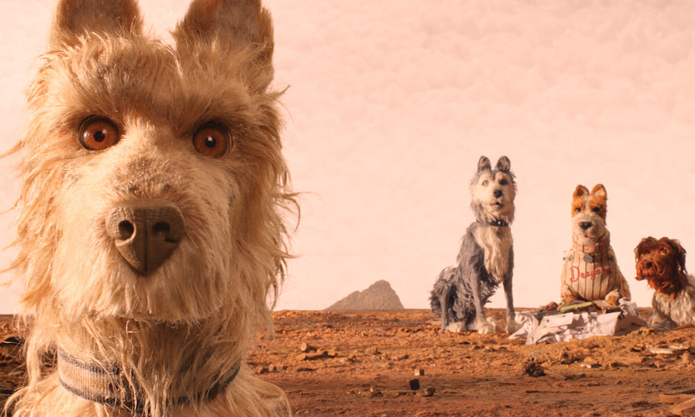 The dogs of Isle of Dogs.