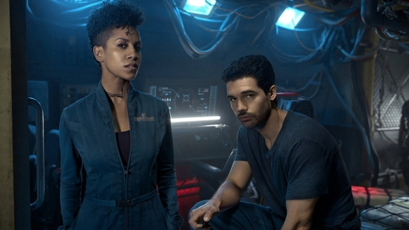 Expanse Fans Petition To Save Cancelled Series   Digital TV